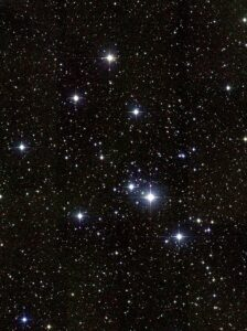 Messier 41 in Canis Major