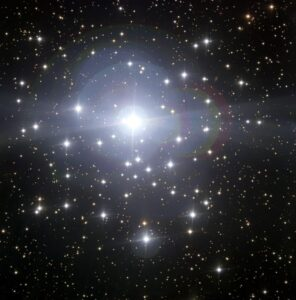 NGC 2362 in Canis Major