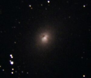 NGC 185 in Cassiopeia