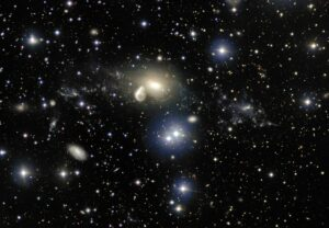 NGC 5291 in Centaurus