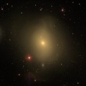 Messier 85 in Coma Berenices