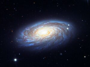 Messier 88 in Coma Berenices
