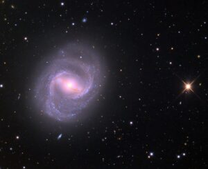 Messier 91 in Coma Berenices
