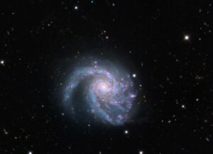 Messier 99 in Coma Berenices