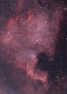 NGC 7000 in Cygnus