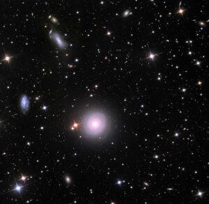 NGC 6340 in Draco