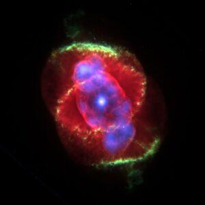 NGC 6543 in Draco