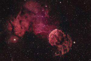 IC 443 in Gemini