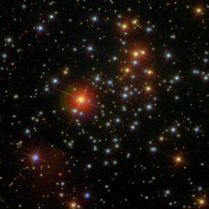 NGC 2355 in Gemini