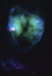 NGC 2371/2 in Gemini