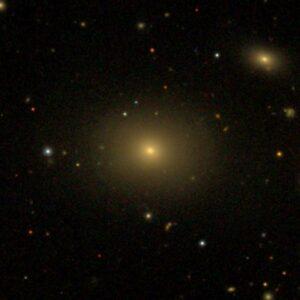 NGC 3357 in Leo