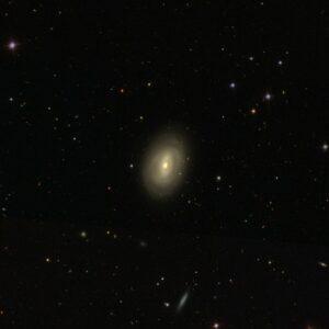 NGC 3626 in Leo