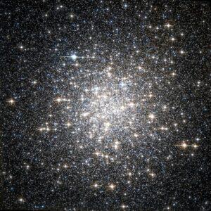 NGC 5986 in Lupus