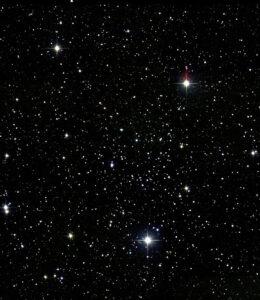 Messier 50 in Monoceros