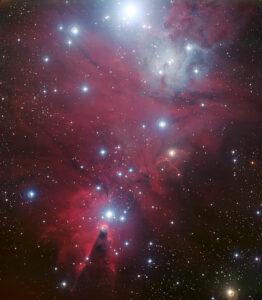 NGC 2264 in Monoceros