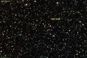 NGC 2349 in Monoceros