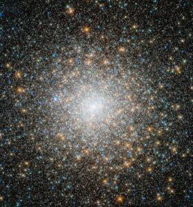 Messier 15 in Pegasus