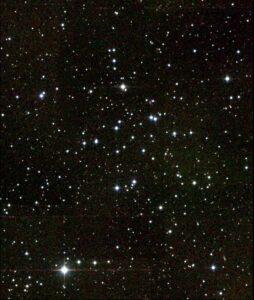 Messier 34 in Perseus