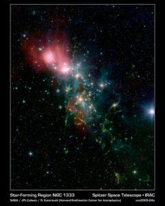 NGC 1333 in Perseus