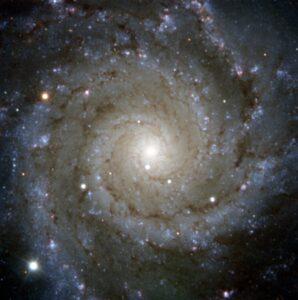 Messier 74 in Pisces