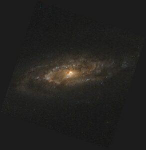 NGC 7537 in Pisces