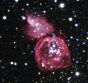 Hubble 1925 I in Sagittarius