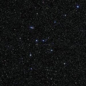 Mssier 25 in Sagittarius