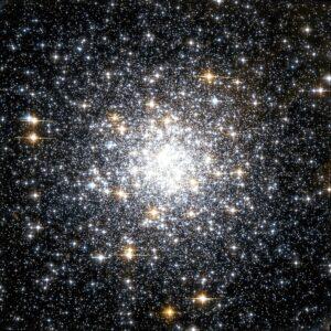 Messier 69 in Sagittarius