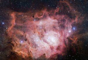 Messier 8 in Sagittarius