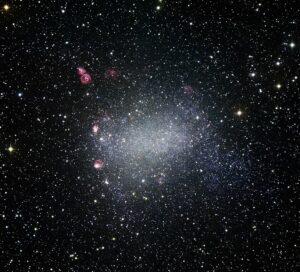 NGC 6822 in Sagittarius