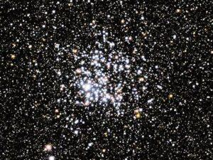 Messier 11 in Scutum