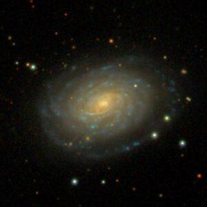 NGC 5962 in Serpens