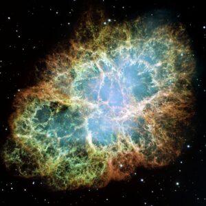 Messier 1 in Taurus