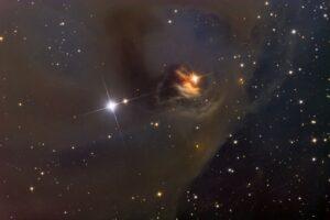 NGC 1555 in Taurus