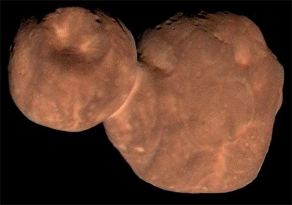 2014 MU69, Ultima Thule heet nu Arrokoth