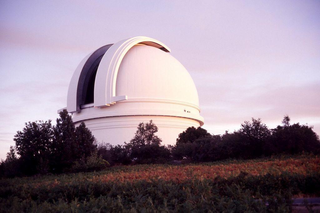 Hale telescoop op Mount Palomar
