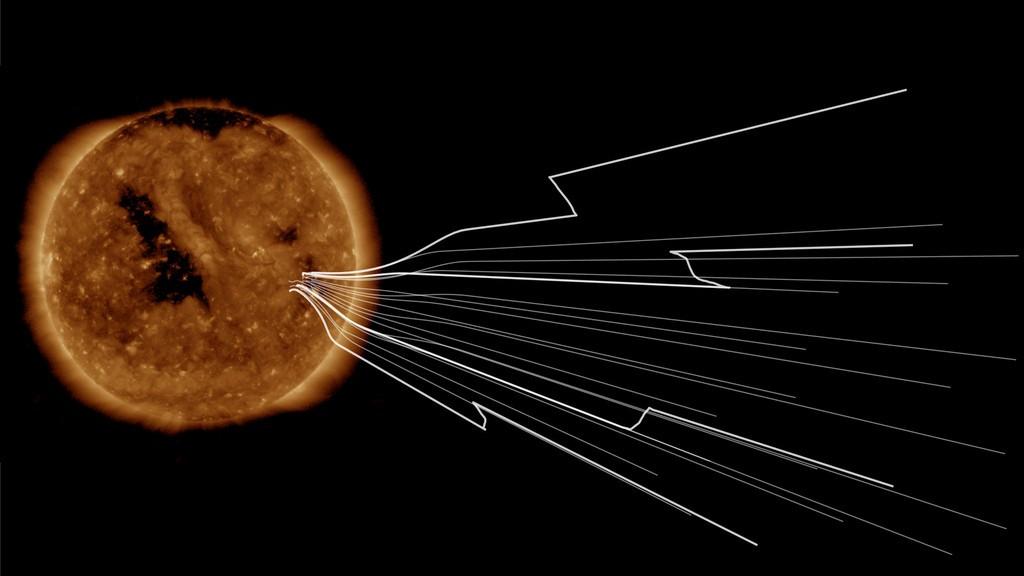 Zonnewind en corona - Parker Solar Probe