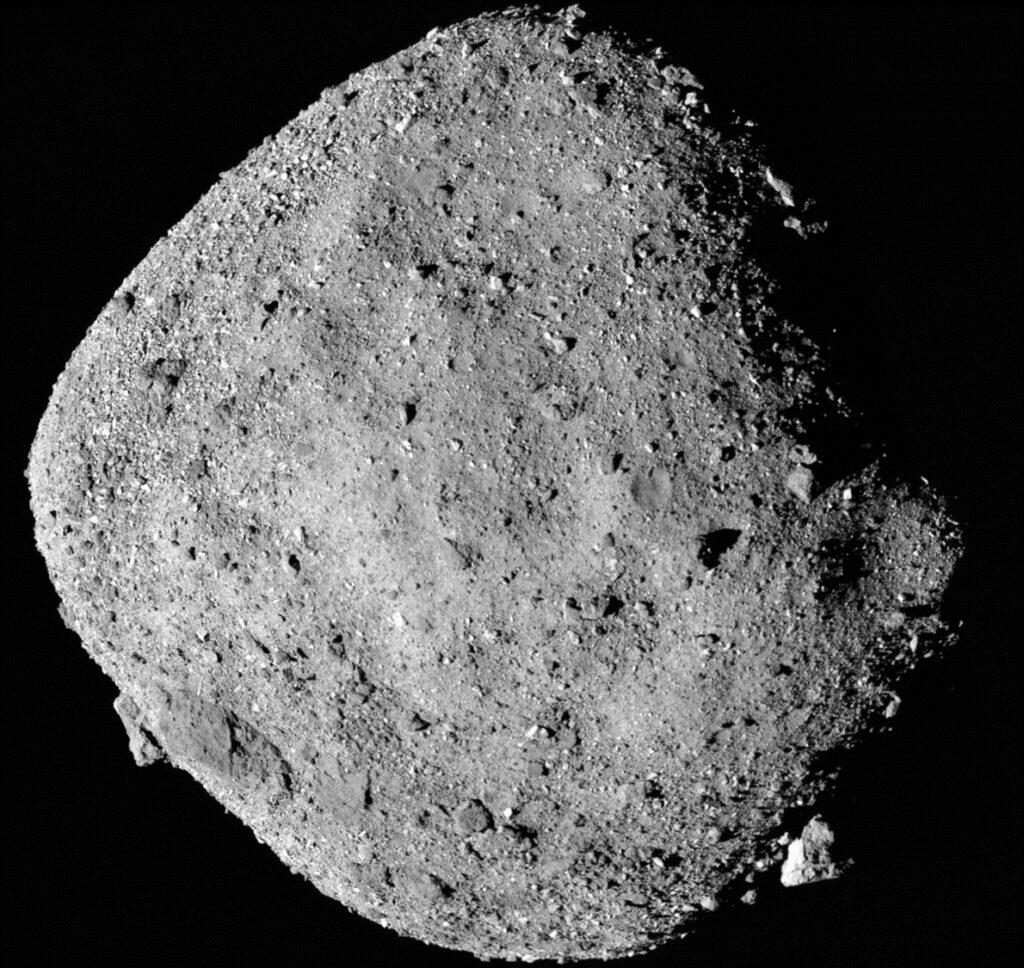 Asteroïde Bennu