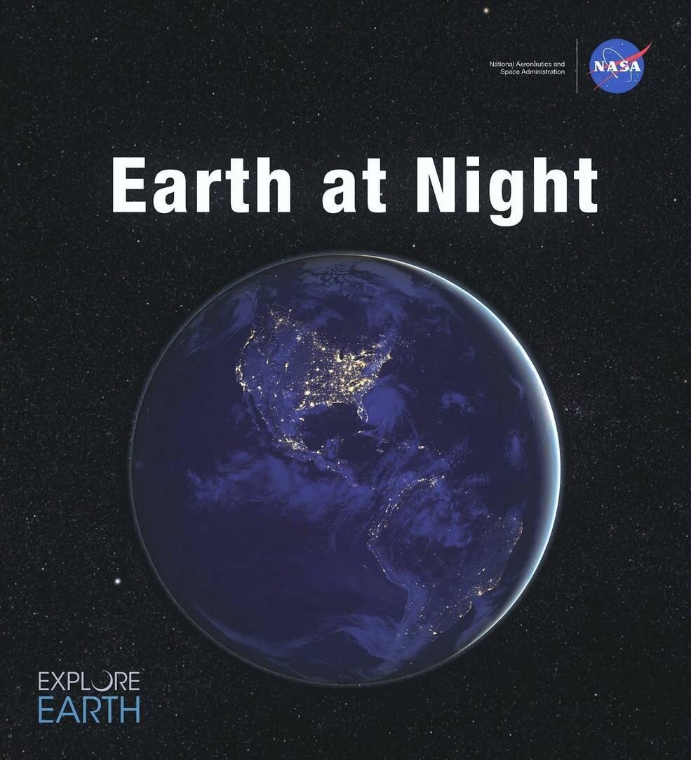 Earth at Night - e-boek NASA
