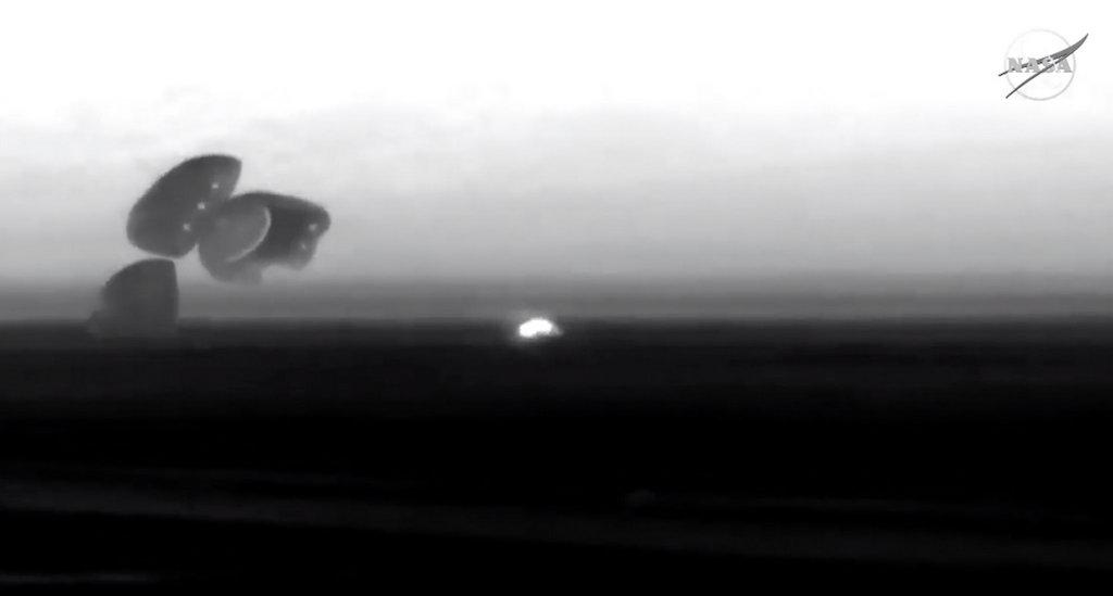 Landing Starliner