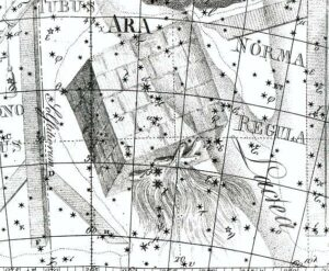 Ara volgens Johann Bode