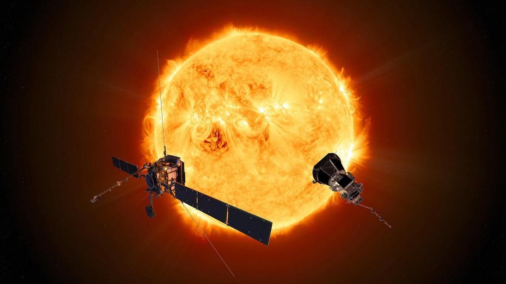 Solar Orbiter en Parker Solar Probe