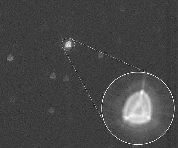 CHEOPS maakt eerste foto van een ster