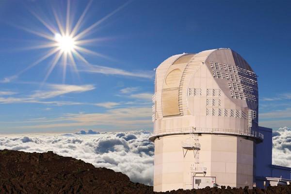 De Daniel K. Inouye Solar Telescope.