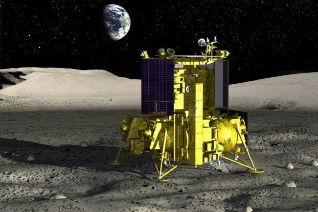 Russische Luna-missie van de tweede generatie