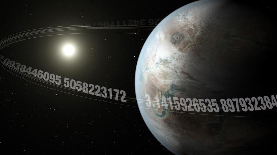artist impressie pi-planeet