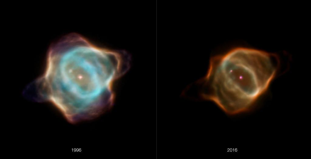 de Pijlstaartrognevel in het sterrenbeeld Ara