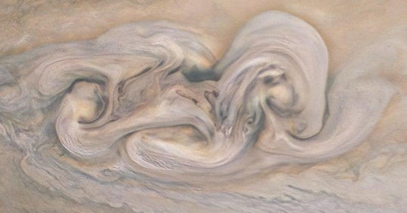 Clyde's Vlek op Jupiter