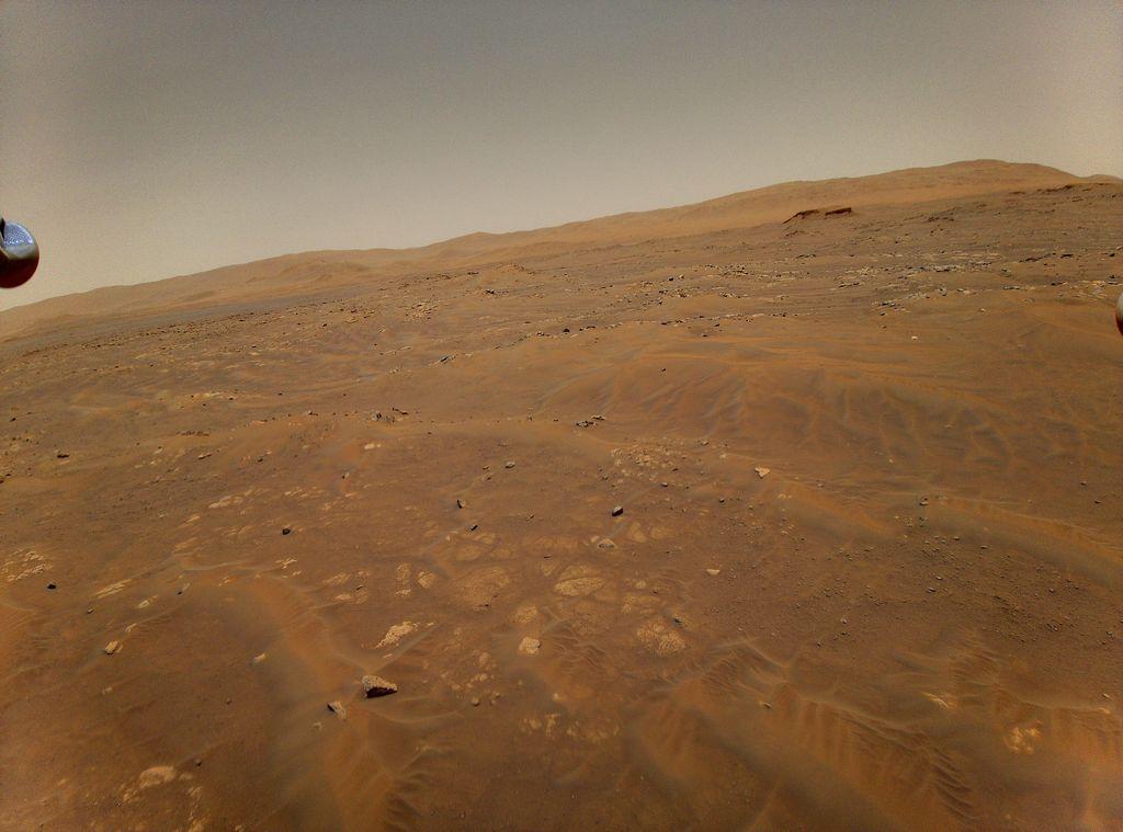 Zesde vlucht van Ingenuity op Mars
