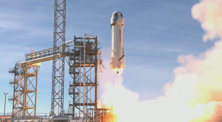 lancering New Shepard 14